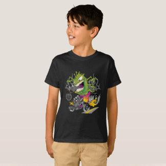 Camiseta Hot rod de Cruzers da criatura