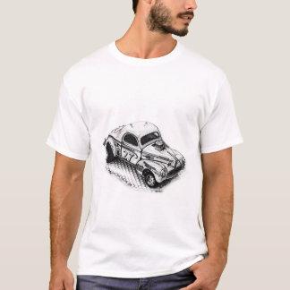 Camiseta Hot rod de Willy 27