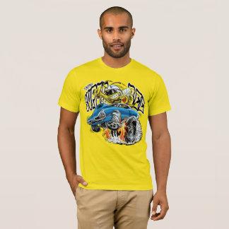 Camiseta Hot rod feito sob encomenda da abelha do monstro