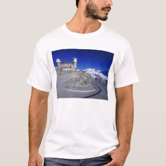 Camiseta Hotel de Kulm e fuga, Gornergrat, Zermatt,