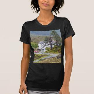 Camiseta Hotel de Sligachan, ilha de Skye, Scotland