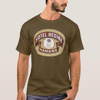 Camiseta Hotel Regina Habana Cuba
