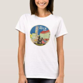 Camiseta Hotel Ritz Danmark