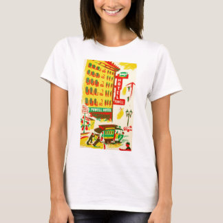 Camiseta Hotel San Francisco de Powell