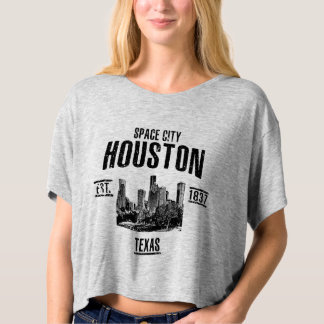 Camiseta Houston