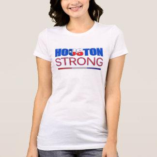 Camiseta Houston forte - t-shirt do alivio de Harvey do