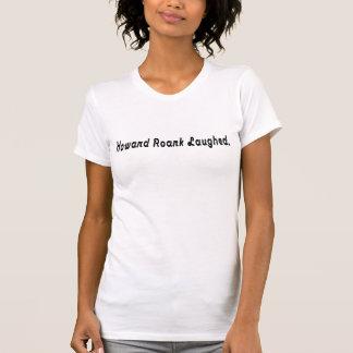 Camiseta Howard Roark rido
