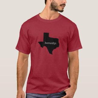 Camiseta Howdy