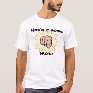 Camiseta Hows ele que vai, bros? Tshirt