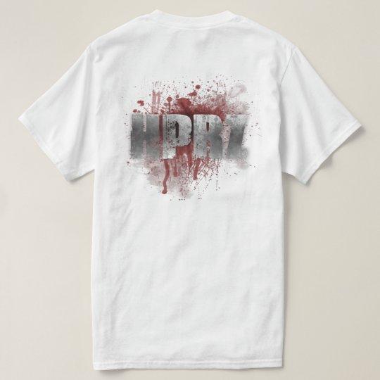 Camiseta HPRZ Zombie 02