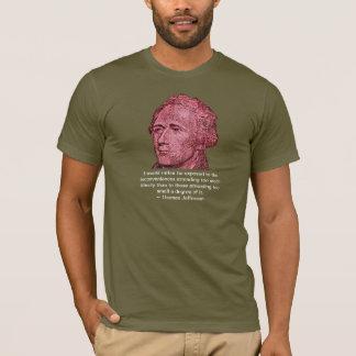 Camiseta HR347 inconstitucional