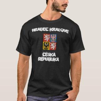Camiseta Hradec Kralove, república checa com brasão