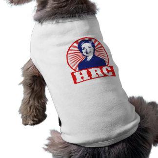 Camiseta HRC Hillary Clinton 2016