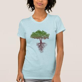 Camiseta Hugger da árvore