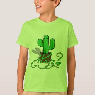 Camiseta Hugz do cacto