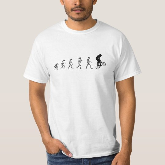 Camiseta Human Evolution