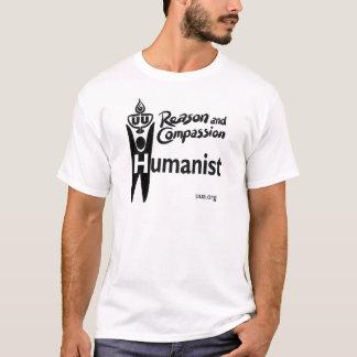 Camiseta Humanista de UU