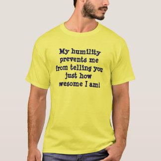 Camiseta Humildade