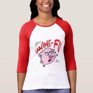 Camiseta Humor de Fu dos suínos