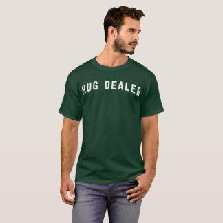 Camiseta Humor flertando do divertimento do negociante do