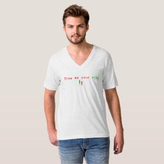 Camiseta Humor obtido dos estrangeiros?