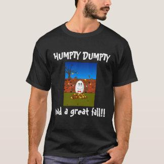 Camiseta Humpty Dumpty teve uma grande queda!