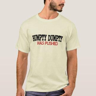 Camiseta Humpty engraçado Dumpty
