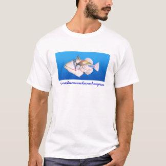 Camiseta Humuhumunukunukuapuaa
