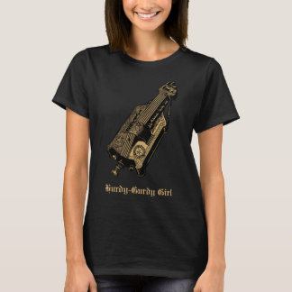Camiseta Hurdy-Gurdy