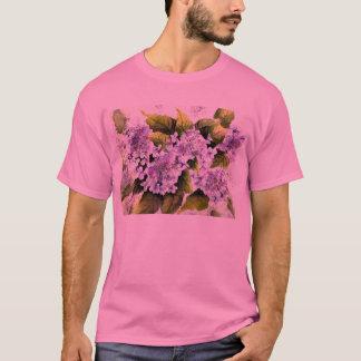 Camiseta Hydrangeas de Lacecap
