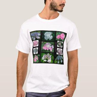 Camiseta Hydrangeas na parada