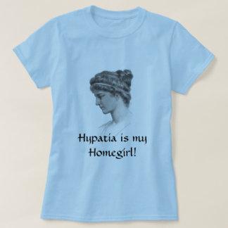 Camiseta Hypatia é meu Homegirl!