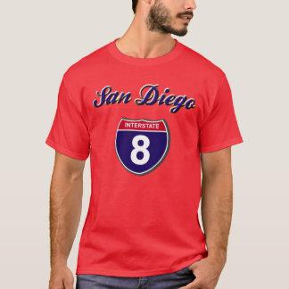 Camiseta I-8 San Diego