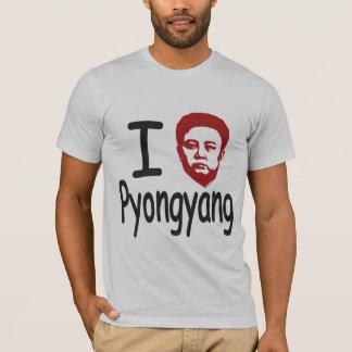 Camiseta I bobina Pyongyang