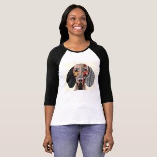 Camiseta I love Dashhound