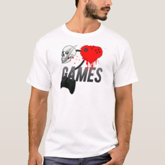 Camiseta - I Love Games
