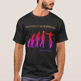 Camiseta I love skateboard II
