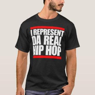 Camiseta I represent IP real Hip Hop