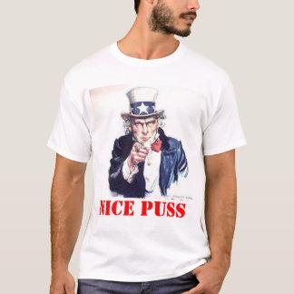 Camiseta I_want_you_2, PUSS AGRADÁVEL