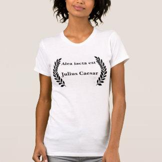 Camiseta Iacta est de Alea…