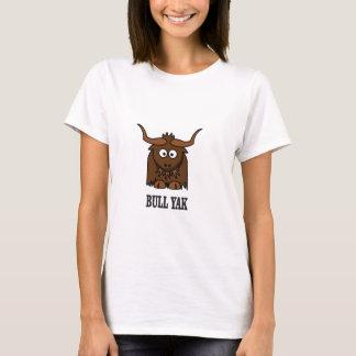 Camiseta iaques do touro