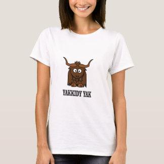 Camiseta iaques yakkidy