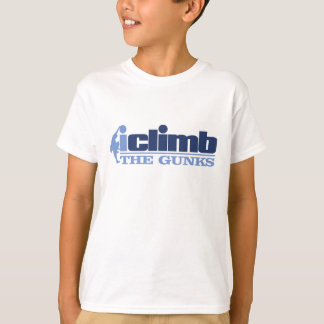 Camiseta iclimb 2 (os Gunks)