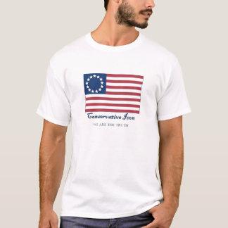 Camiseta Ícone conservador #1