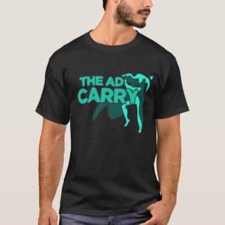 """Camiseta """"Ícone de Vayne do carregar do ANÚNCIO"""""""