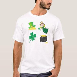 Camiseta Ícones de St Patrick