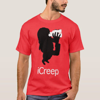 Camiseta iCreep