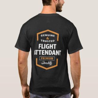 Camiseta Ideias do presente dos hospedeiros de bordo |