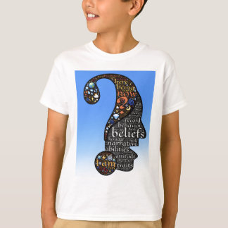 Camiseta identidade