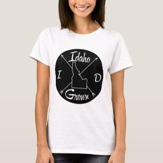 Camiseta Identificação crescida Idaho